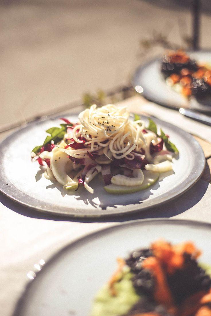 vetro bologna food bistrot salad