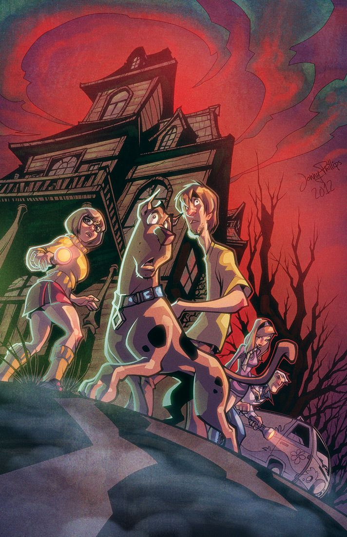 Scooby-Doo and the Gang by RyanLord.deviantart.com on @deviantART