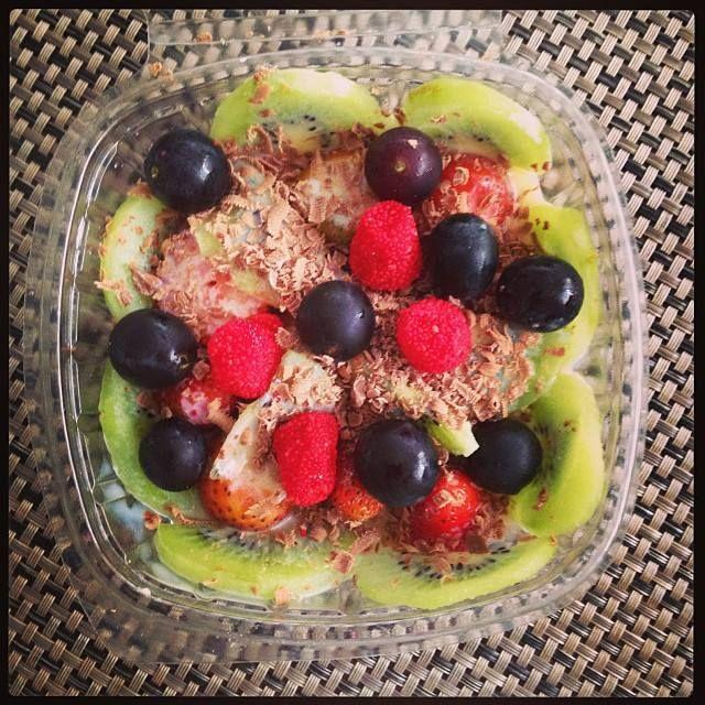 Parfait de Frutas especial para Niños