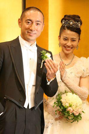 市川海老蔵と小林真央がお似合い!芸能人の結婚式・ウェディング・ブライダルまとめ♡