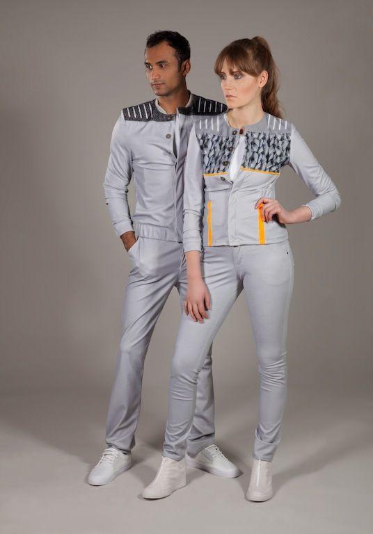 cool Designstudentin siegt mit Konzept für Weltraum-Kleidung    Hochschule Niederrhein: Designstudentin siegt mit Konzept für Weltraum-Kleidung  Mönch...
