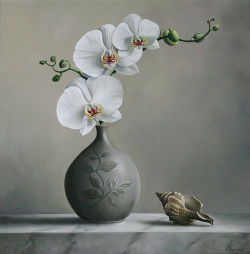 Still Life by Pieter Wagemans