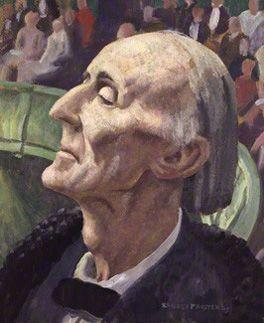 ernest procter | Frederick Delius, by Ernest Procter, 1929 - NPG 3861 - © National ...