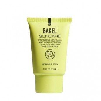 Crema Bakel Facial Protección Solar 50+ http://belleza.tutunca.es/crema-bakel-facial-proteccion-solar-50