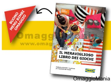 Libro dei giochi gratis da IKEA - http://www.omaggiomania.com/libri/libro-dei-giochi-gratis-da-ikea/