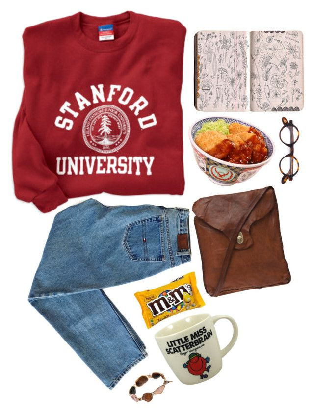 """""""Winter Semester"""" by izzy-boo-kitty ❤ liked on Polyvore featuring Campomaggi, Kimberly McDonald and Moscot"""