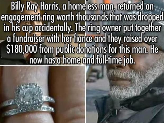 Faith In Humanity Restored - 17 Images