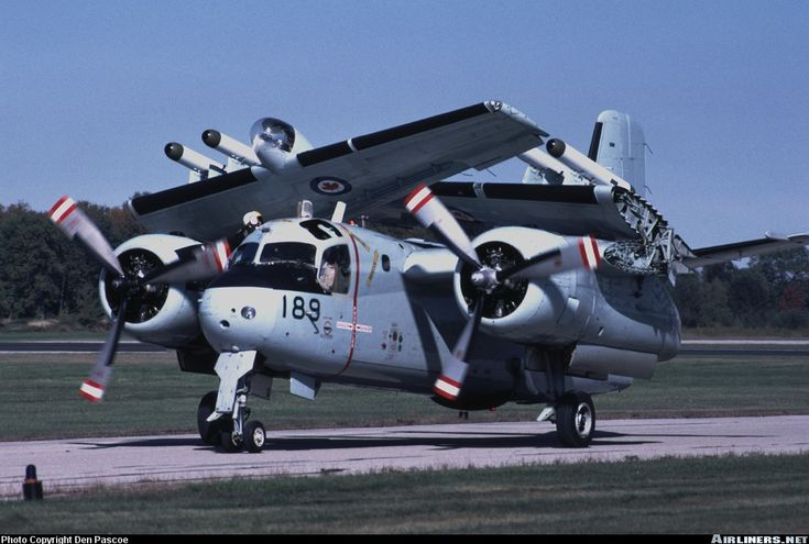 Grumman (DHC) CP-121 Tracker aircraft picture