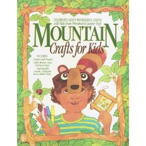 Mountain Crafts for Kids: Nature Craft Projects, Bible Memory Verse Coloring Posters, Reproducible Awards, Certificates, and a Sticker Poster (Paperback)  http://www.amazon.com/dp/0830714766/?tag=goandtalk-20  0830714766