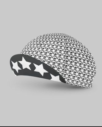 Unique Jolly roger cycling cap. Designed to make you stand out from the crowd. Comfortable with pirate symbol. Celebrating the Pirate, Marco Pantani....