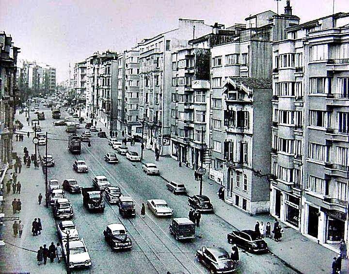 1960lardan Şişli