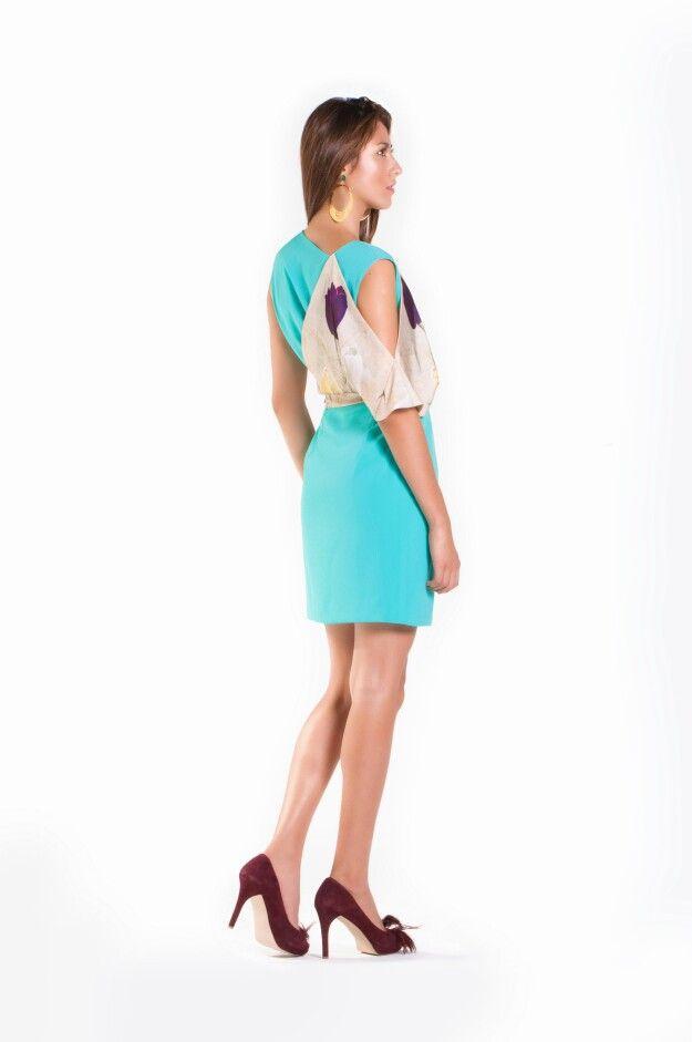 Siluetas Asimétricas características de la colección #Mystic by @ReiGiraldo #Art @vitololi #wishlist #Unique #Spring #Model #Vogue #Trend #Look #Ss2014 available @artbition #Kimono
