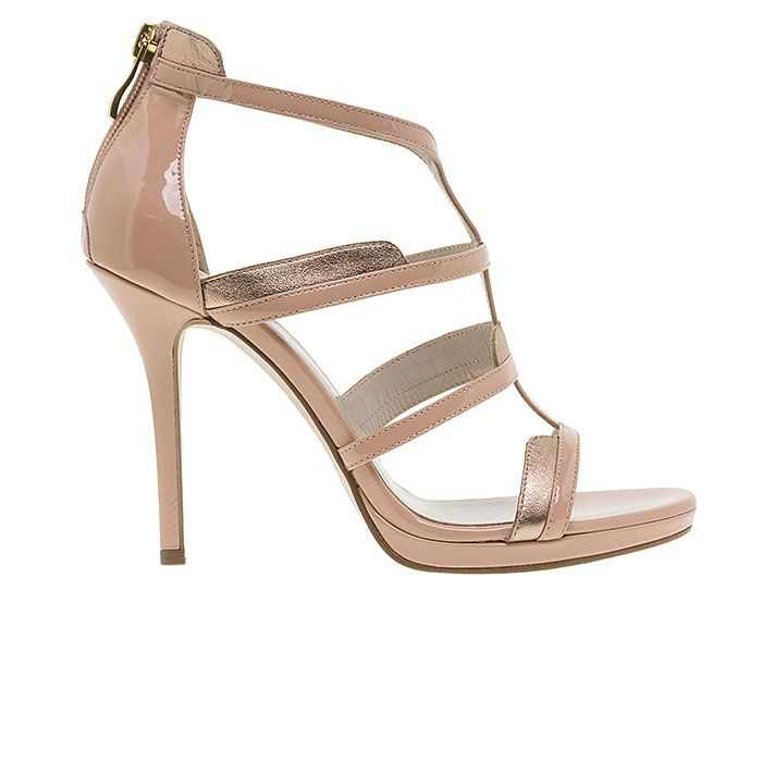 1008B10-NUDE PATENT www.mourtzi.com #sandals #heels #mourtzi #greekdesigners #nudeshoes