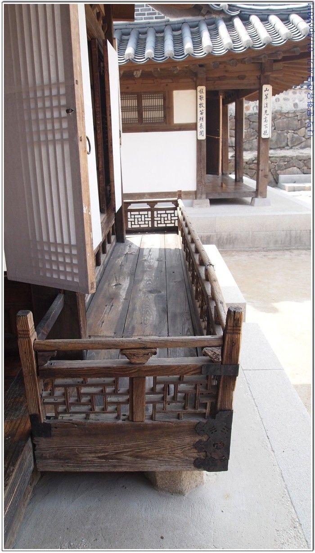 hanok, Namsangol, Seoul