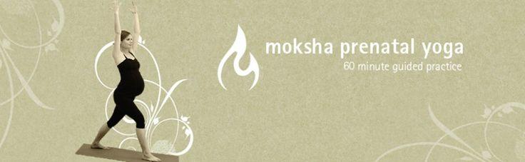 moksha yoga - only 15 min walk from house & $40 intro month