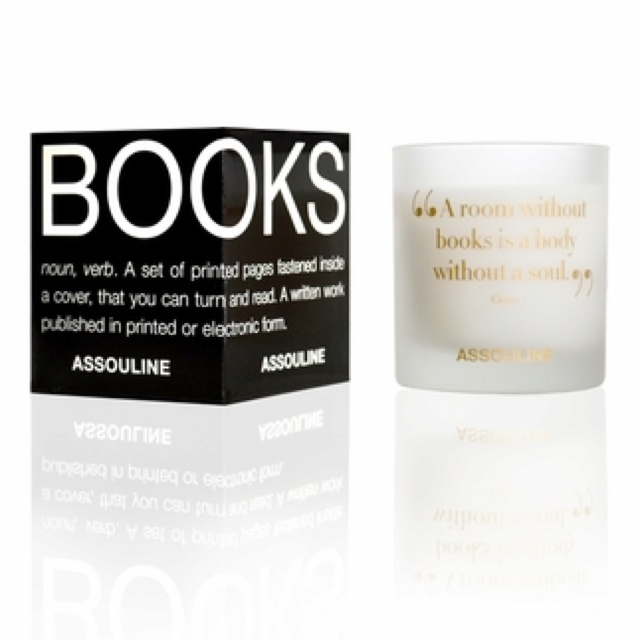 I'm buying one.. They're expensive but oh well <3 it actually smells like a book. http://www.assouline.com/9782843234590.html?cmp=googleproducts=9782843234590