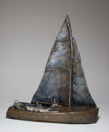 Jon Gariepy ceramic artist Petaluma California