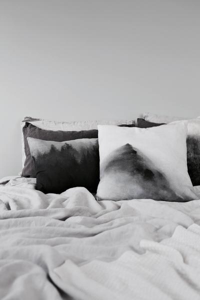 Misty Mountains Cushion