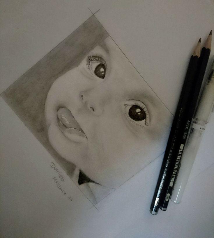 Baby Portrait Fertig. ❤  Urheber: Andy Buck.