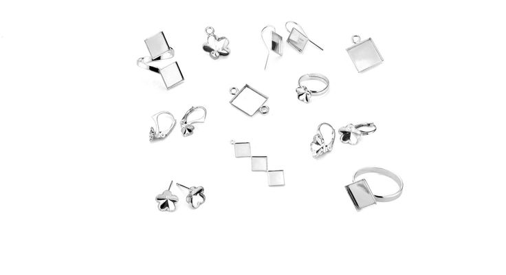 SILVEXCRAFT has enriched the offer of sterling silver findings 925 and introduces new models which perfectly fit to SWAROVSKI ELEMENTS Fancy Stones ( like 4744 10mm, 2493 10mm).  We make every effort to meet our customers' expectations and greatly appreciate our smooth and full of benefits cooperation!   All already arrived silver components available in New Products category.  We wish you successful shopping!  Best Regards, SILVEXCRAFT http://www.silvexcraft.eu/en/new-products