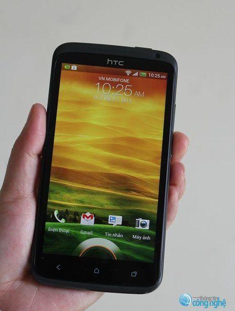 HTC One X: ông hoàng đến sớm