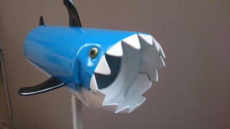 Shark letterbox