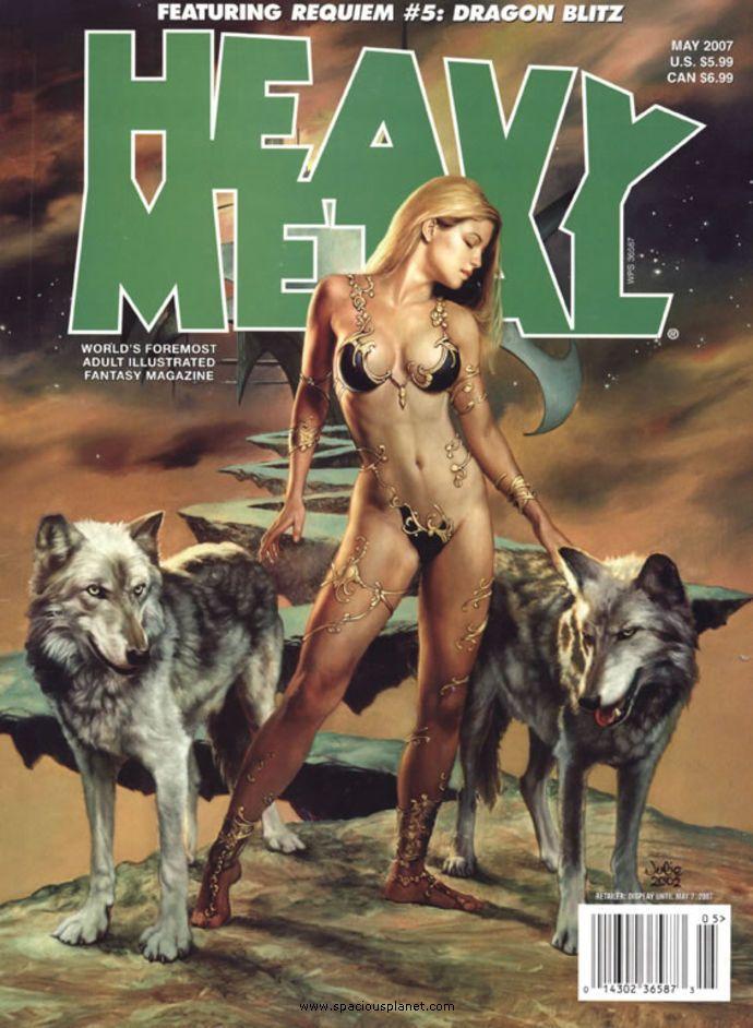 Heavy metal hentai gallery