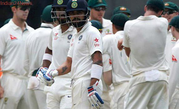 Kohli's Negativity With Bat Rubbing Off On Teammates, Says Mark Waugh