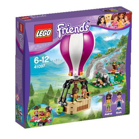 LEGO Friends - Lego - LEGO Friends 41097 Heartlake hőlégballon