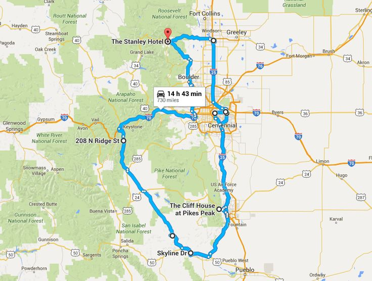 If you are a fan of unexplained phenomena, this ultimate terrifying road trip is for you.