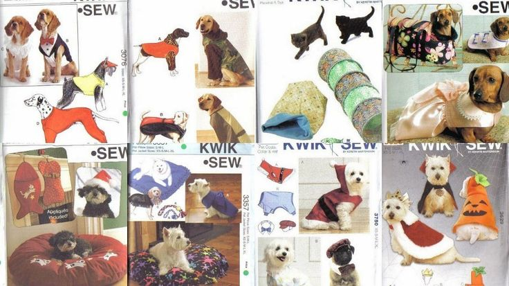 Free Pet Sewing Patterns Image collections - origami instructions ...