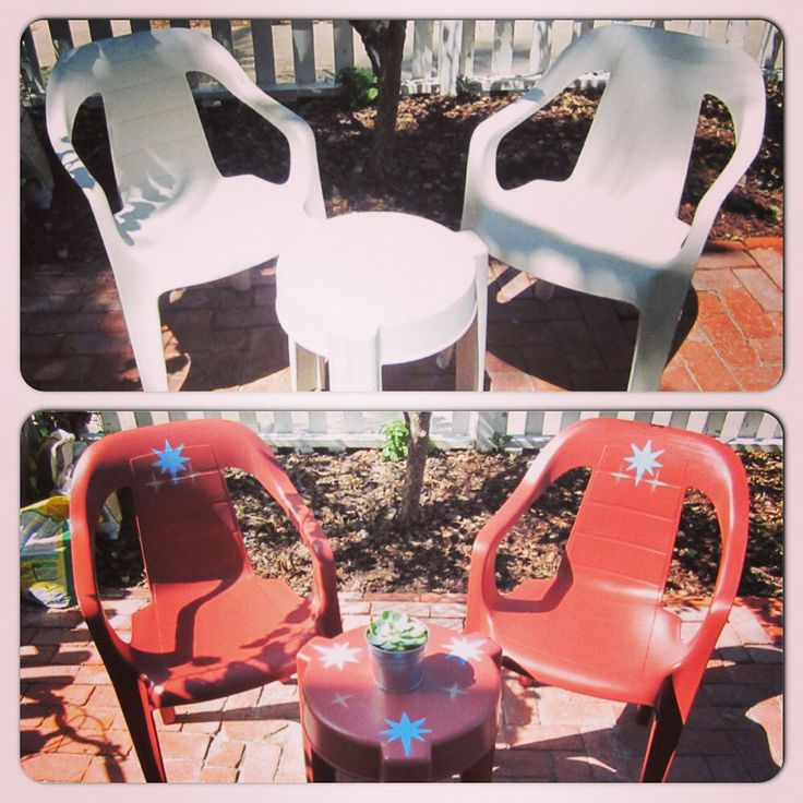 Buy Used Patio Furniture Los Angeles: 1000+ Ideas About Plastic Patio Furniture On Pinterest