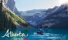 Gewinne mit #SportScheck eine Abenteuer-#Reise für 2 Personen nach Alberta in #Kanada inkl. Flug und Wohnmobil oder Mietwagen. Zum #Gewinnspiel: http://www.alle-schweizer-wettbewerbe.ch/kanada-reise