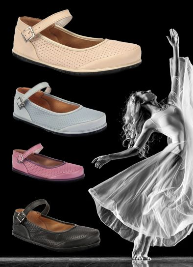66c56bf10e53 Natural leather MINIMALIST Shoes Ladies BALLERINAS BAREFOOT Girls ...