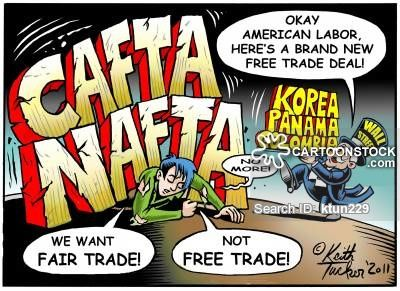 Little lesson about NAFTA deal...