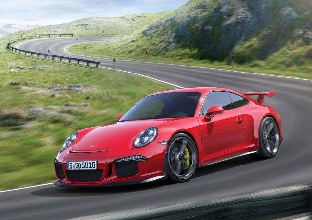 2014 Porsche 911 GT3 Unveiled: Geneva Motor Show