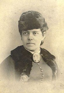 Sofie Herzog (1846-1925), Vienna-born surgeon in Texas