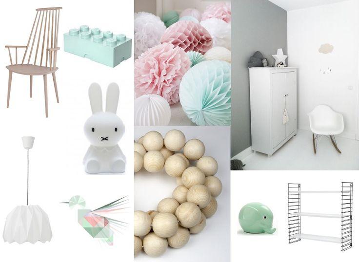 Meer dan 1000 ideeën over Grijs Babykamers op Pinterest - Babykamers ...