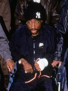 Tupac Shakur !!! After Being Shot 5 Times