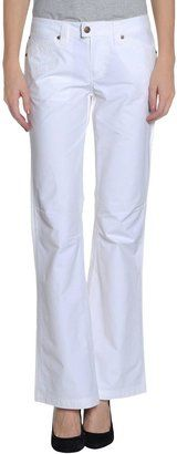 TOMMY HILFIGER DENIM Casual pants - Shop for women's Pants - White Pants