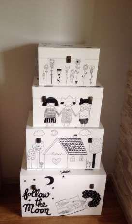 Ящики,коробки(сундуки) для хранения игрушек. Одесса - изображение 8