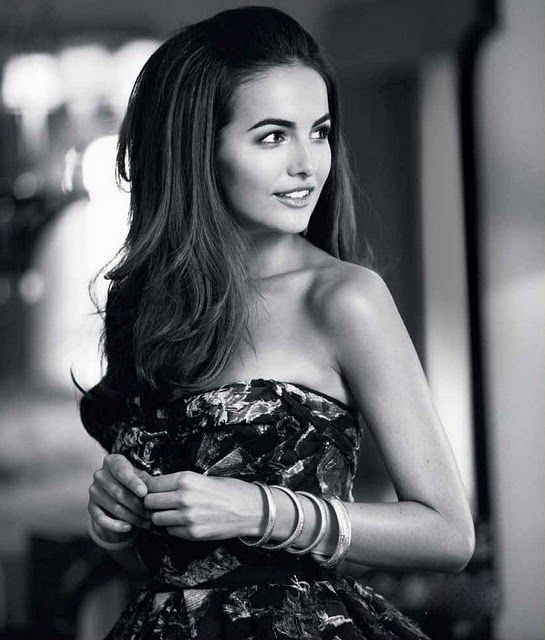 Camilla Belle for Jezebel Magazine