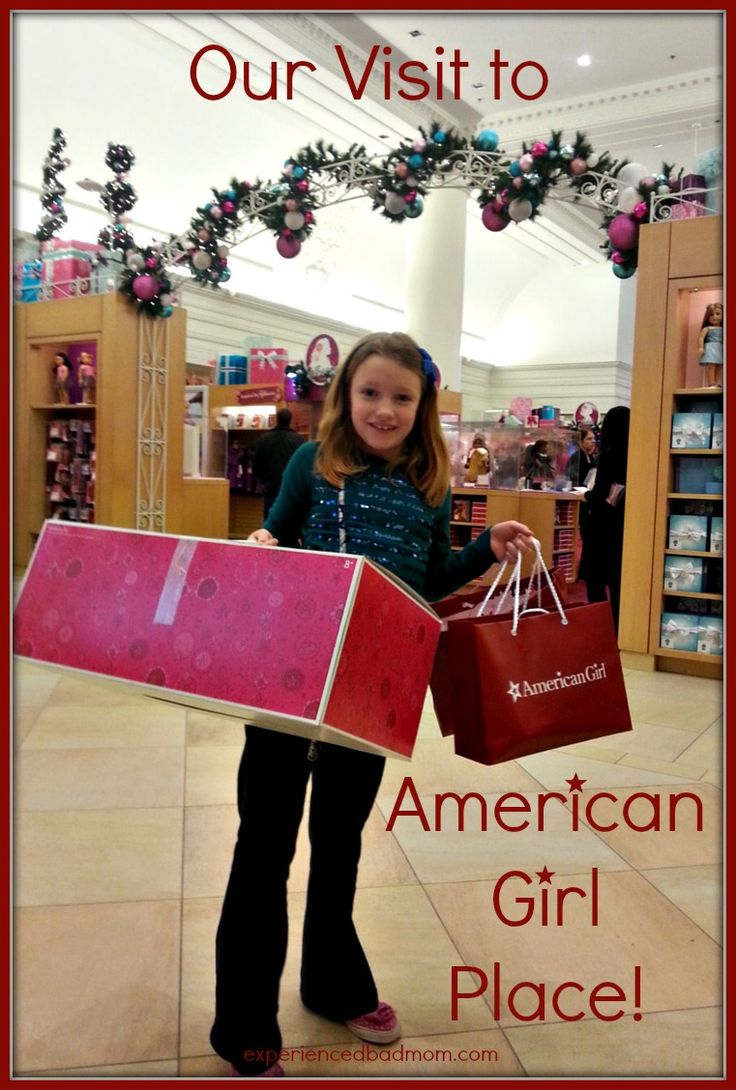 Does your daughter love American Girl dolls? Read about our trip to American Girl Place in Chicago, where my daughter and I  enjoyed the best American Girl doll shopping and dining. I didn't forget my son, either, who enjoyed the Lego Store next door!