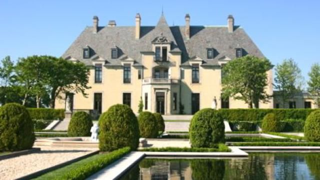 Long Island's Gold Coast Mansions: Oheka Castle