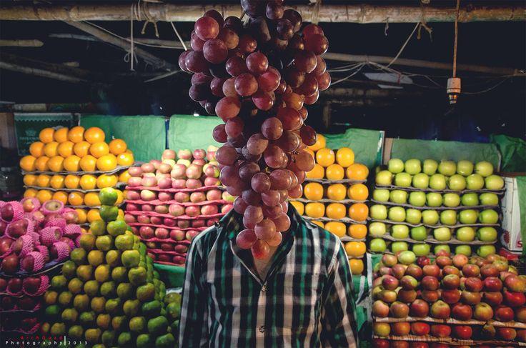 Фотография Grape Head автор Rahat Amin на 500px