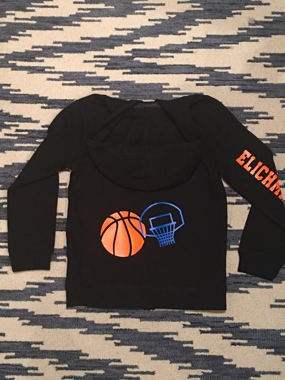 6a723c367 Custom Basketball SPORTS Boys HOODIE personalized