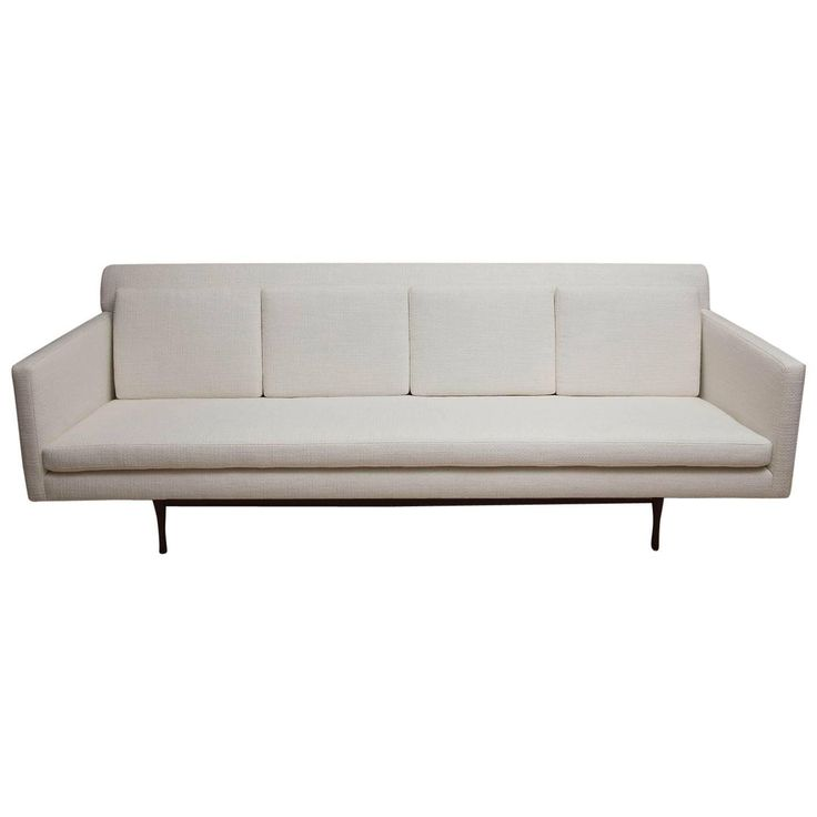"Rare Paul McCobb ""Symmetric Group"" Sofa for Widdicomb"