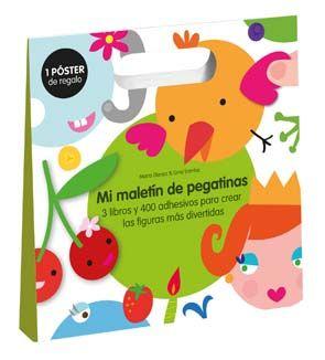 Mi maletín de pegatinas - Gina Samba - Marta Dansa - Imaginarium-Círculo : El Árbol de Papel