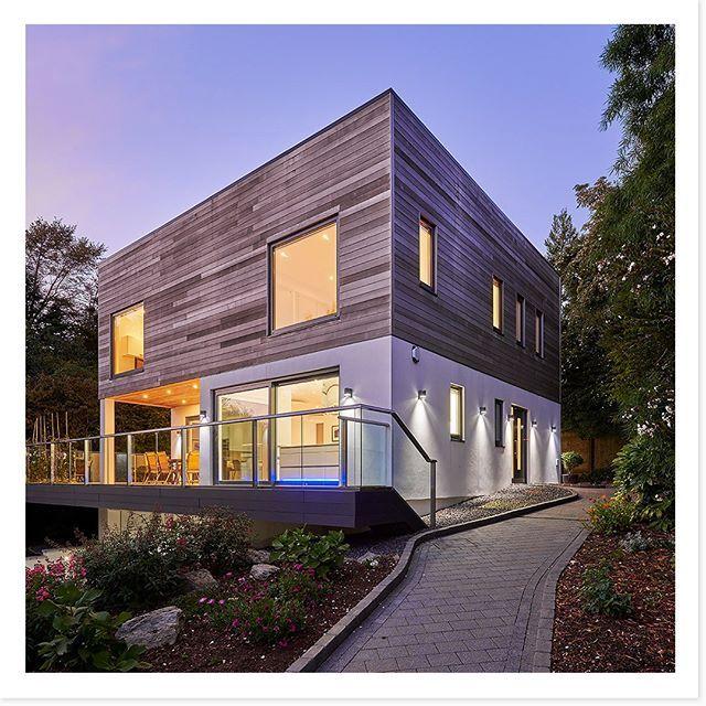 Pottonselfbuild We Love This Contemporary Cubist Design This Potton House Was Built B Self Build Houses Contemporary House Exterior Design Your Dream House