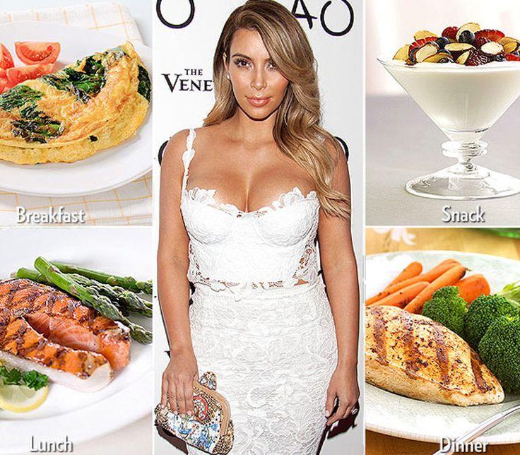 Η Διατροφή της Kim Kardashian - http://ipop.gr/themata/frontizw/diatrofi-tis-kim-kardashian/